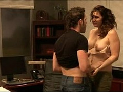 Threesomes, Female Teacher Porn, Hardcore Threesome