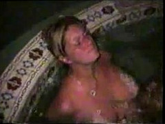 Woman Bathing, Real Cuckold, Hot Wife, Milf Housewife, Perfect Body Masturbation