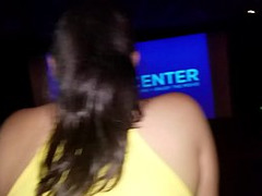 Perfect Tits, Girlfriend, Mature Latina, Latino, Public, Public, Theater, Big Tits, Perfect Body Masturbation