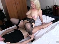 fucked, Hot MILF, Hot Mom and Son, Hotel Sex, Sister Seduces Brother, Young Pussy