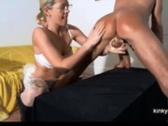 Lactating Milking Tits, Perfect Booty, Pussy Spanking