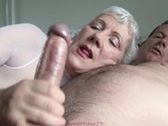 suck, German Gilf, grandmother, Perfect Body Amateur