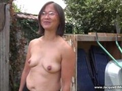 Gangbang, German Gilf, grandmother, Granny In Gangbang