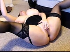 fat Girl, Perfect Body Masturbation, Posing Naked, softcore, Solo