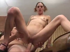 Massive Cocks Tight Pussies, Perfect Body Masturbation, messy, White Teen