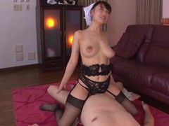 Adorable Japanese, Cum in Mouth, Japanese Sex Video, Japanese Cum, Sex Maid, Master Punish, Perfect Body Masturbation, Cowgirl Riding, Sperm Compilation