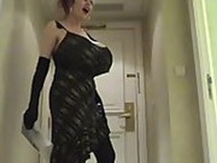 fuck, Hot MILF, Milf, Milf, Mature Perfect Body, red Head, Huge Boobs, Girl Knockers Fucked