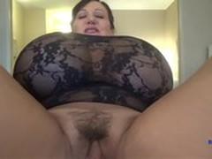 Chubby Girlfriend, naked Mom, Milf Pov, Perfect Body Masturbation, point of View