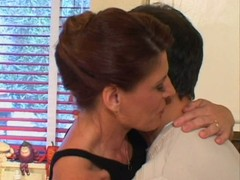 stepmom, Mature Perfect Body, Sister Seduces Brother, Stud, Young Girl
