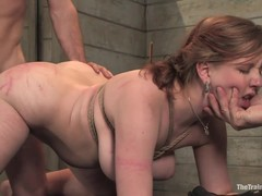 BDSM, Dp Hard Fuck Hd, Hardcore, Perfect Body Anal Fuck, Bondage Slave, Slave Training
