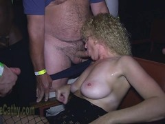 Gilf Blowjob, gilf, Perfect Booty, Babe Sucking Dick, Young Female
