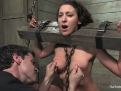 BDSM, torture, Perfect Body Milf, College Princess, Submission, Slave Training