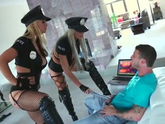 Cop, Crazy Slut, Amateur Teen Perfect Body, Police, Police Woman, Stud