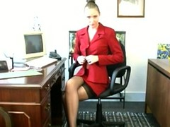 Amateur Masturbating, office Sex, Mature Perfect Body, Undressing, Young Girl