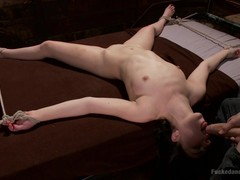 fucked, Perfect Body, Slave Girls, tattoos, Teen Lesbian Tied Up