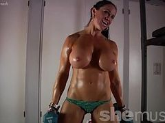 sexy Babe, Perfect Tits, Muscle Sluts, dark Hair, gymnast, Hot MILF, Biggest Boobs, Milf, Big Tits, Yoga, Mature, Perfect Body Masturbation