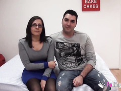 fuck Videos, Dp Hard Fuck Hd, Hardcore, Hd, Spanish, Caught Watching, Couple Watching Porn Together, Perfect Body Anal Fuck