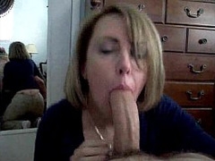 Blowjob, Blowjob and Cum, Cougar Tits, Girl Orgasm, Swallow, Hot MILF, milfs, Swallowing, My Friend Hot Mom, Perfect Body Masturbation, Sperm in Pussy